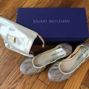 Stuart Weitzman Frisky Ballet Slipper - Size 7